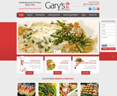 Business Website Design Portfolio Colorado