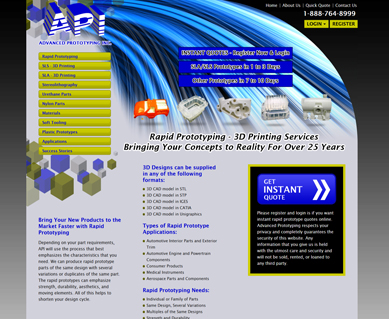 SEO Website Design Samples Colorado