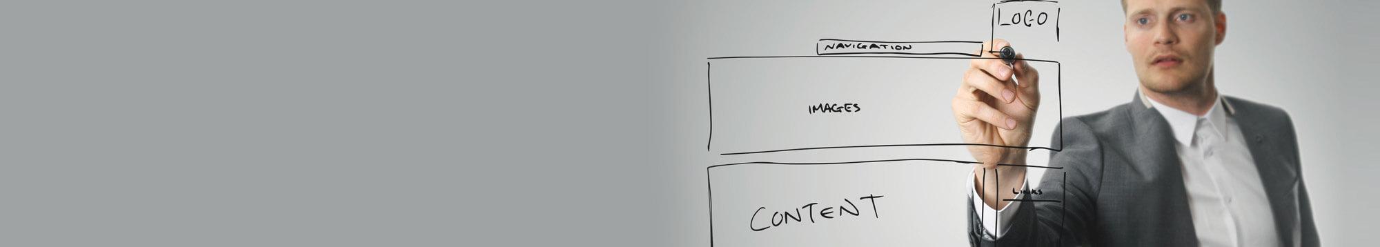 Create your unique looking website